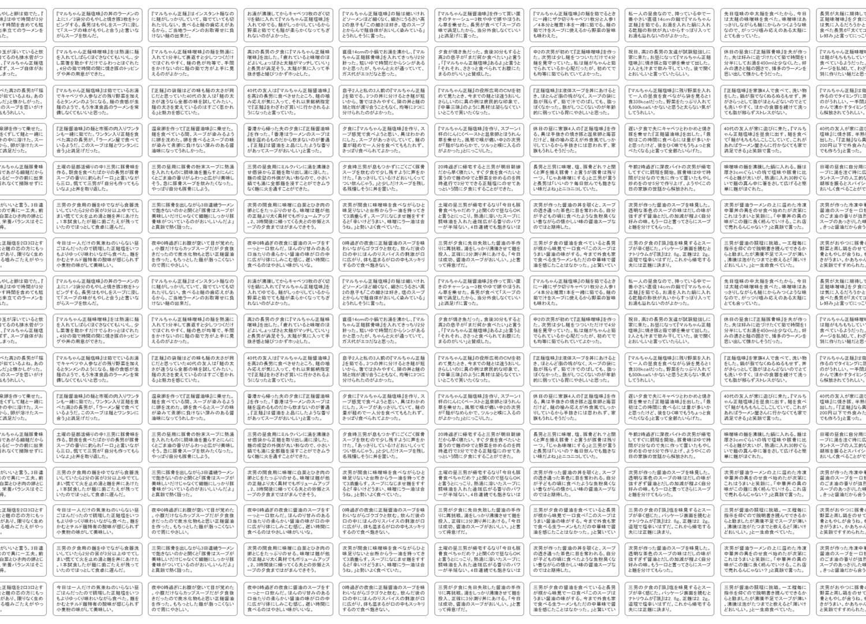 100のホメ言葉